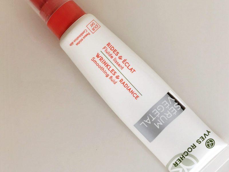 Yves Rocher Serum Vegetal Fluid Antirid și Luminozitate