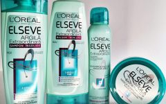 L'Oréal Paris Elvive Extraordinary Clay Collection