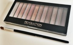 Paletă Makeup Revolution Iconic 3