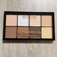Makeup Revolution Ultra Pro HD Cream Contour